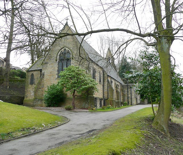 St. Andrew's Church, Thongsbridge