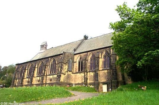 St. Saviour's Church, Thurlstone