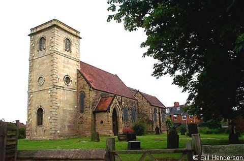St. Helen's Church, Thurnscoe