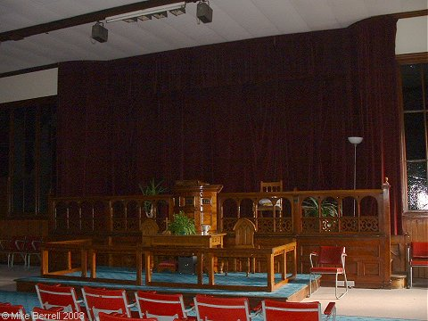 The Central Methodist Church, Upper Floor Meeting Room