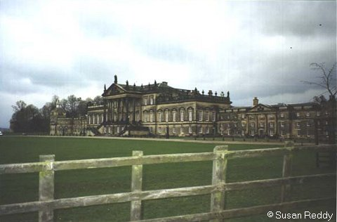 Wentworth Woodhouse, Wentworth