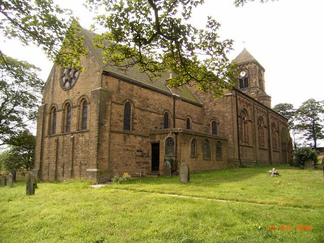 St. Mary and St. Michael's Church, Whitley Lower
