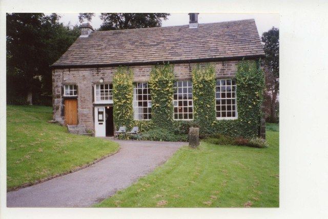 The Friends Meeting House (Quaker), Wooldale