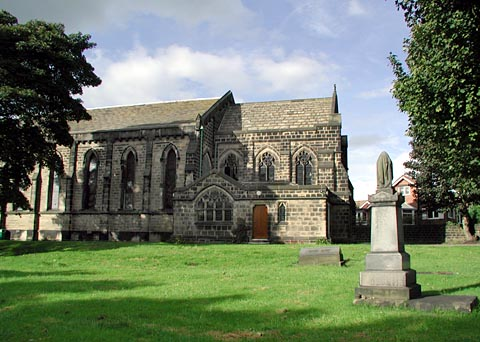 St. John's Church, Yeadon