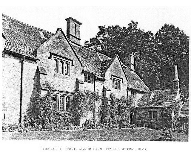 Manor Farm, Temple Guiting