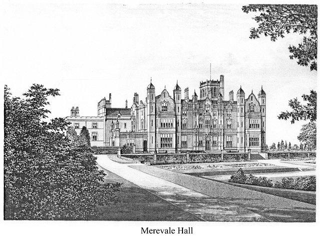 Merevale Hall