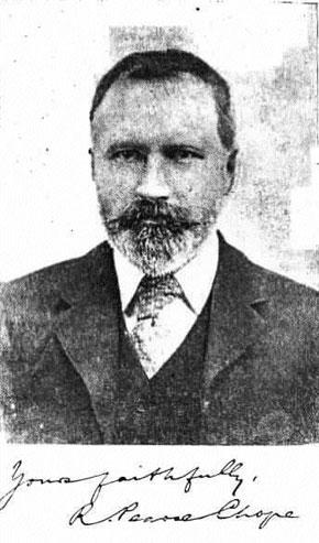 Richard Pearse Chope
