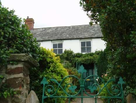 Mornacott House