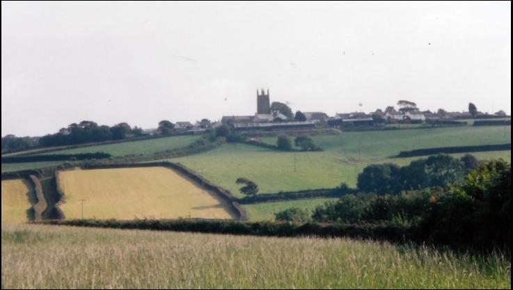 Parkham looking north