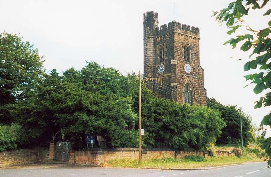 Lamesley, St. Andrew
