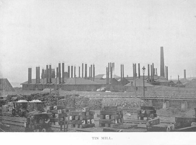 Tin Mill