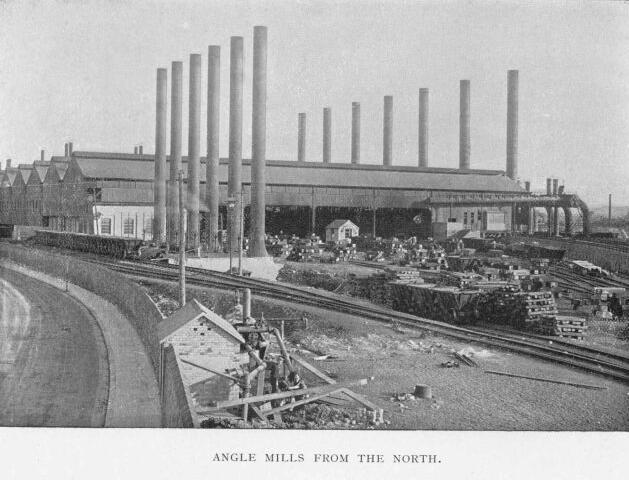 Angle Mills from the North
