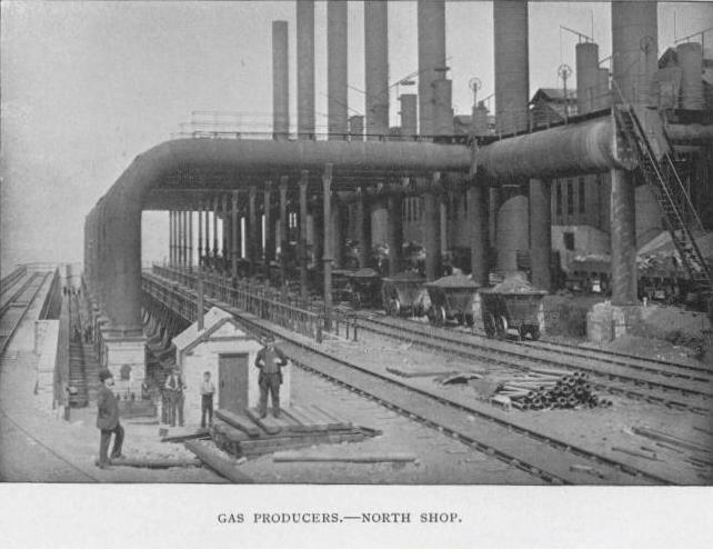Gas Producers - North Shop