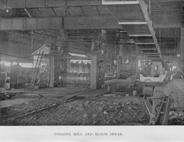 Coggin Mill and Bloom Shear