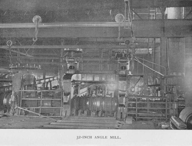 32-Inch Angle Mill