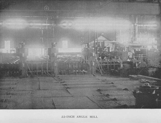 22-Inch Angle Mill
