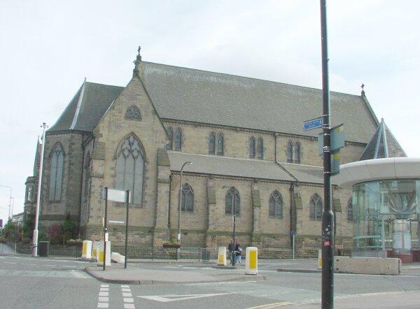St Joseph's Church.