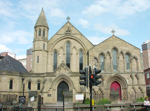 Holy Holy Trinity (1896 - now Trinity Community Centre) and St Edmund's Chapel (most dates from 1837, though parts are 13th century).