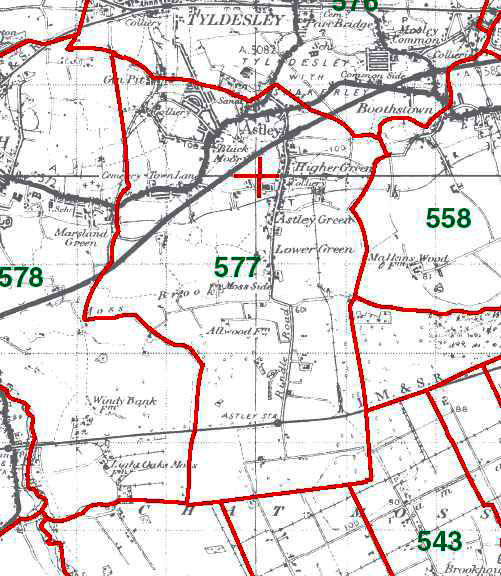 Astley Map