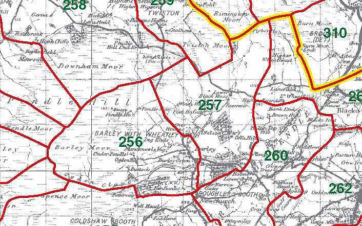 Barley with Wheatley Map