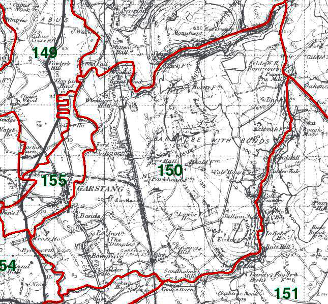 Barnacre with Bonds Map