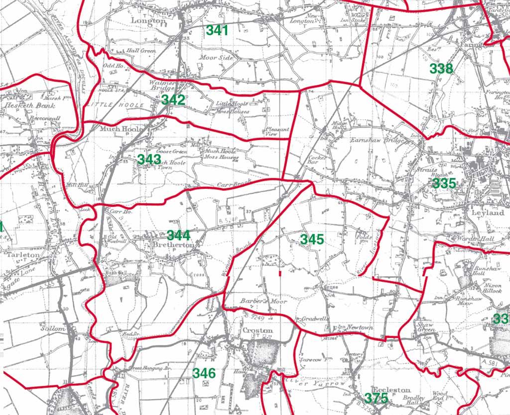 Bretherton Map