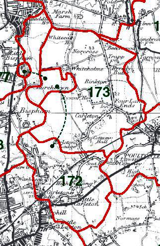 Carleton Map