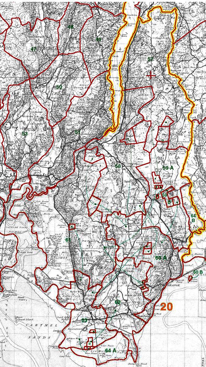 Cartmel Map