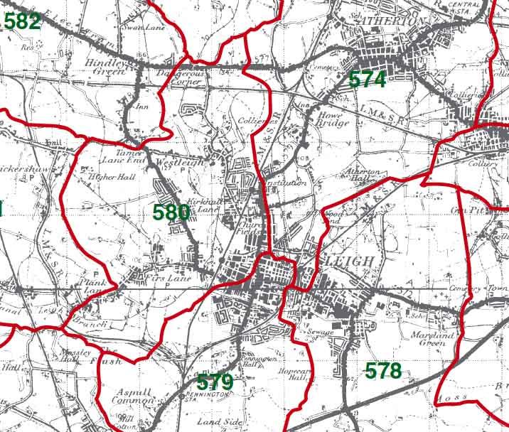 Leigh Map