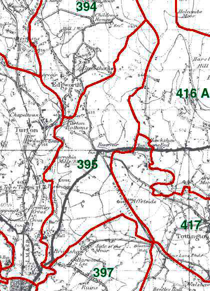 Quarlton Map