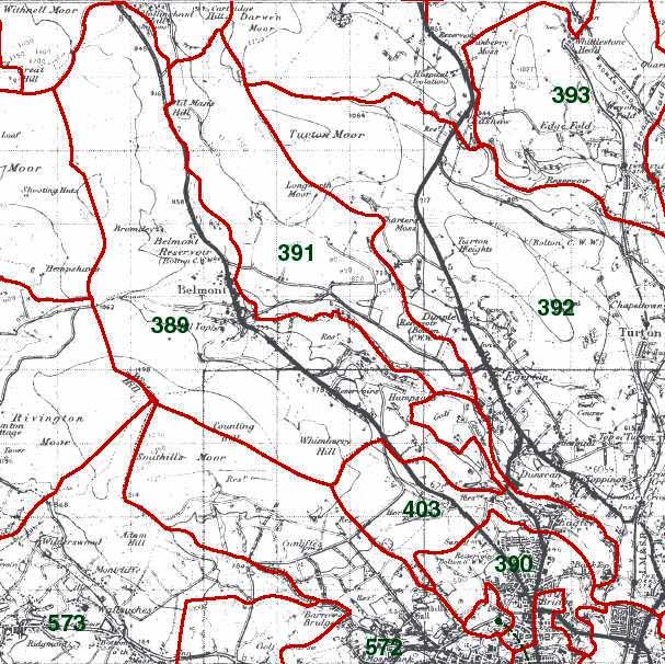 Sharples Map