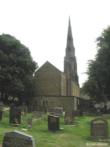 St. Peter's Church, Walsden