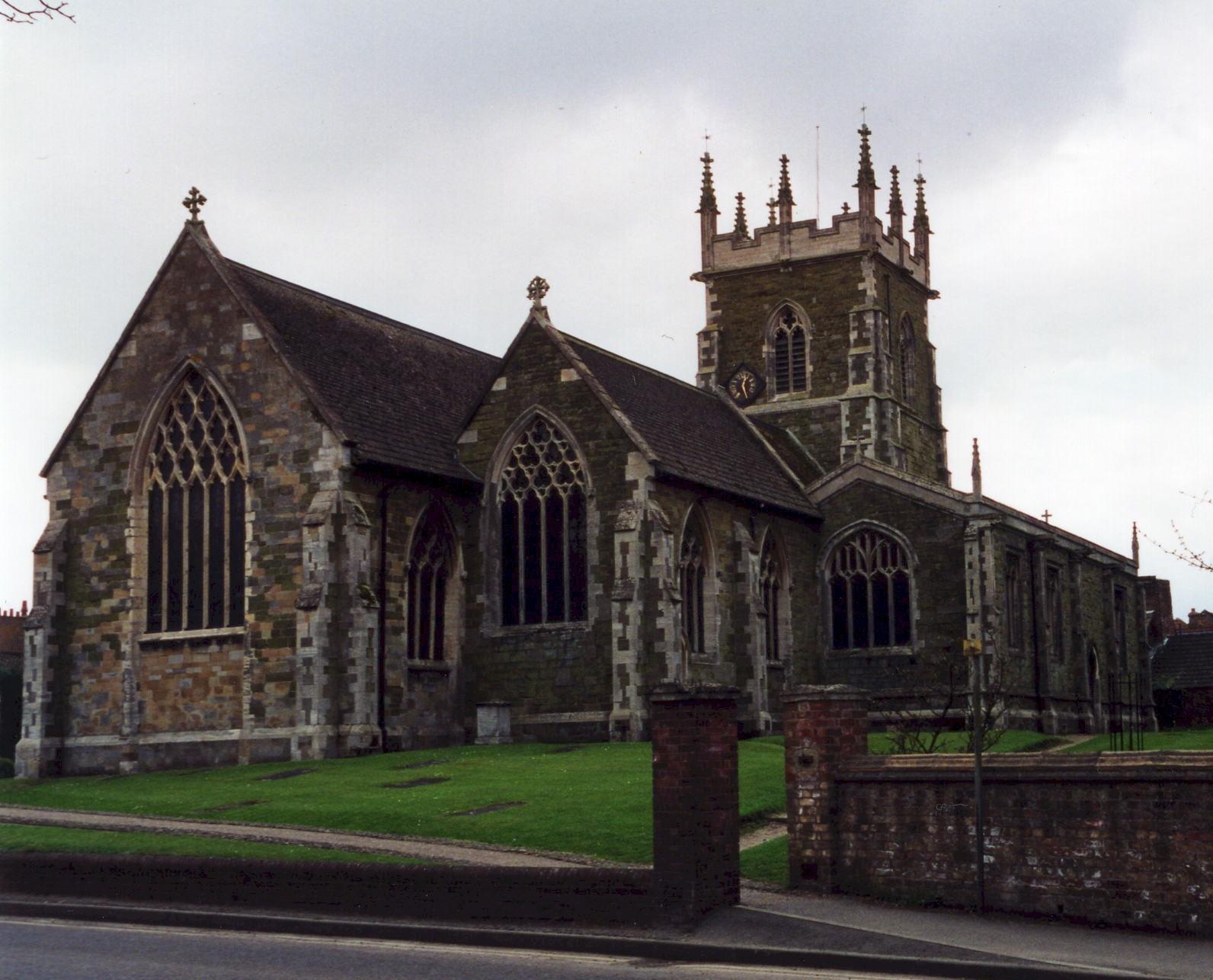 St. Wilfrid Church