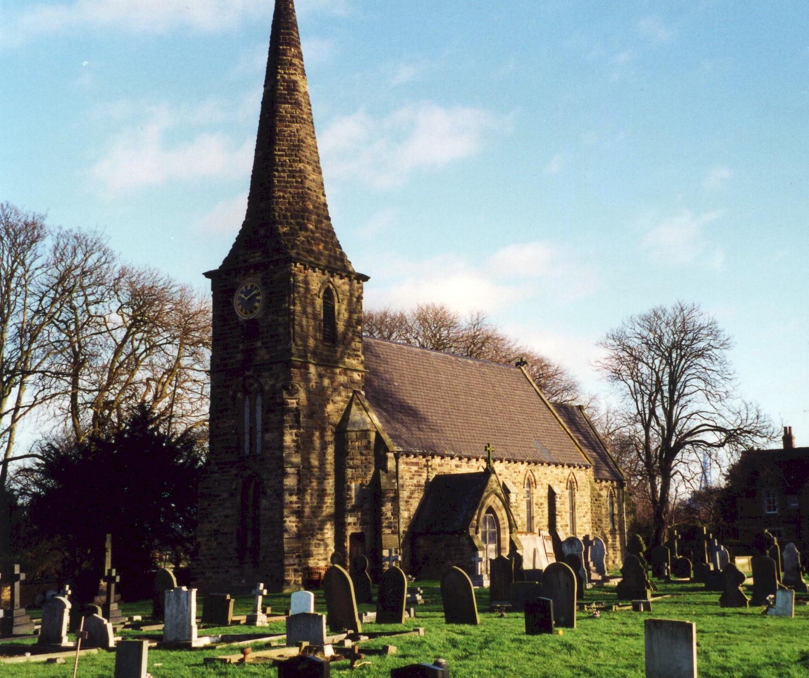 St. Mark Church