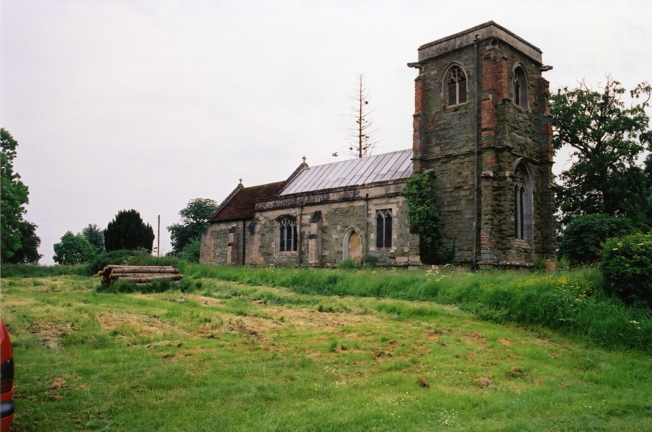 Bag Enderby St. Margaret parish church