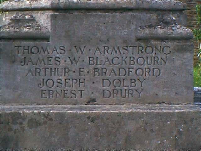 Monument inscription 1