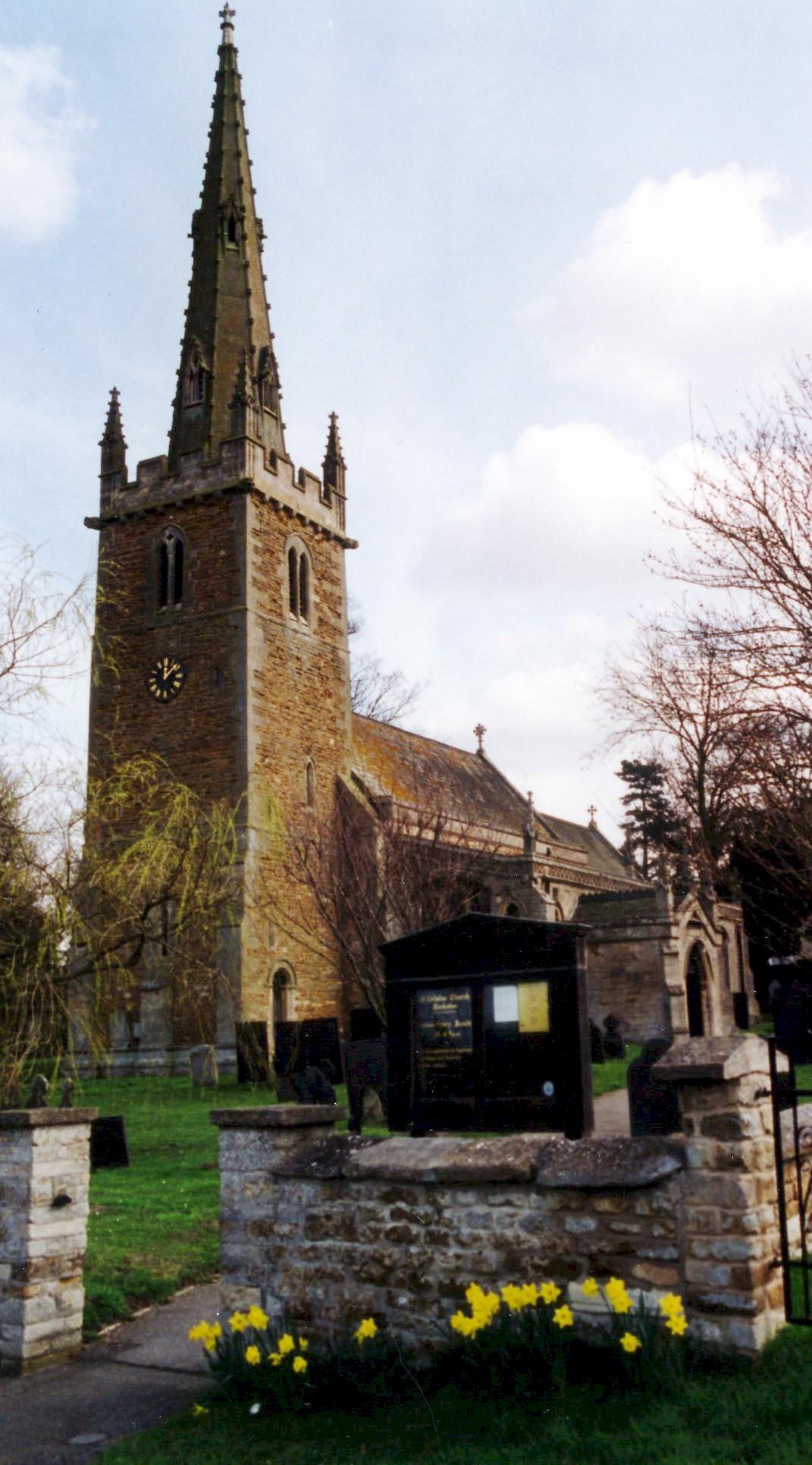 Barkston St. Nicholas parish church