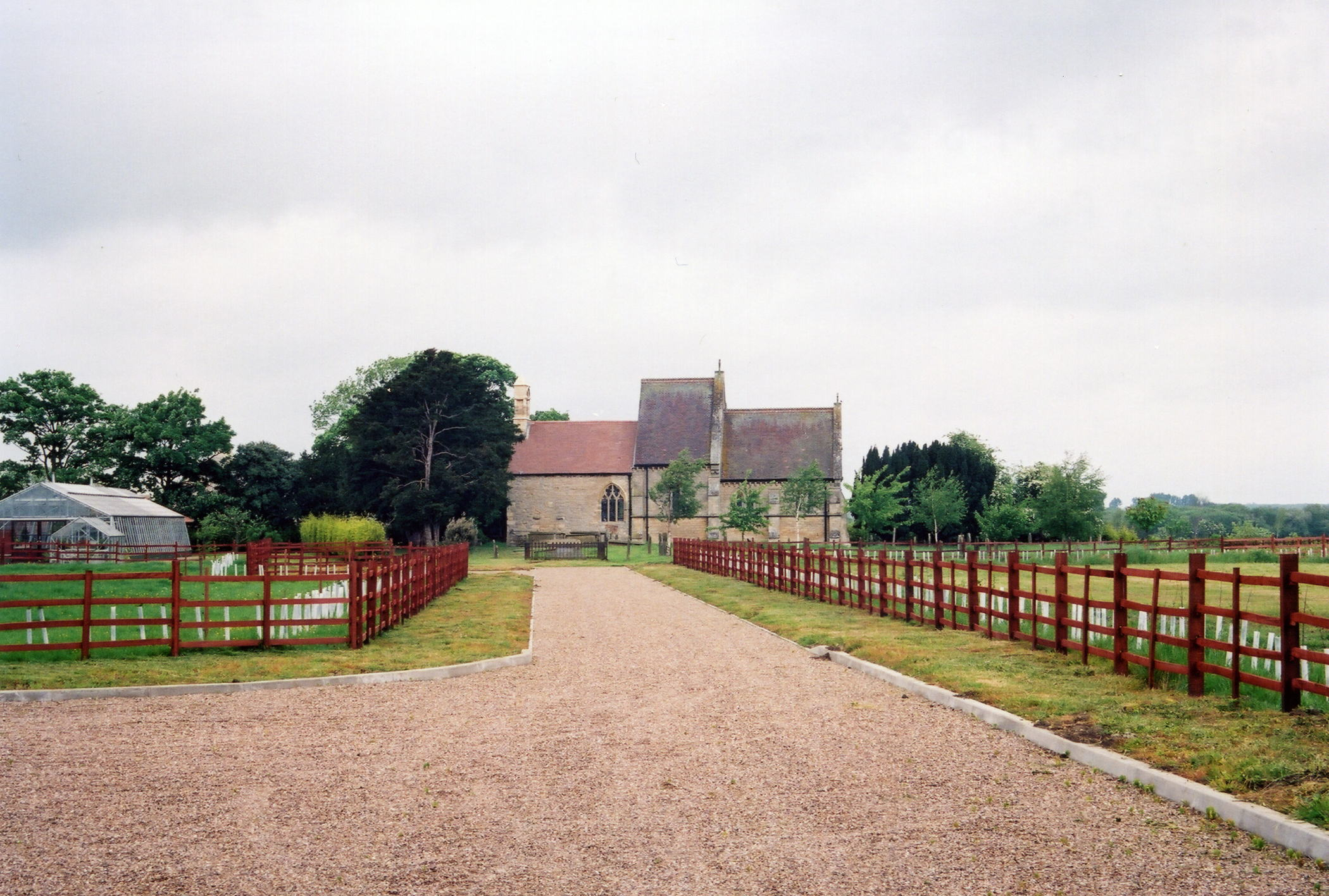 Barlings St. Edward parish church