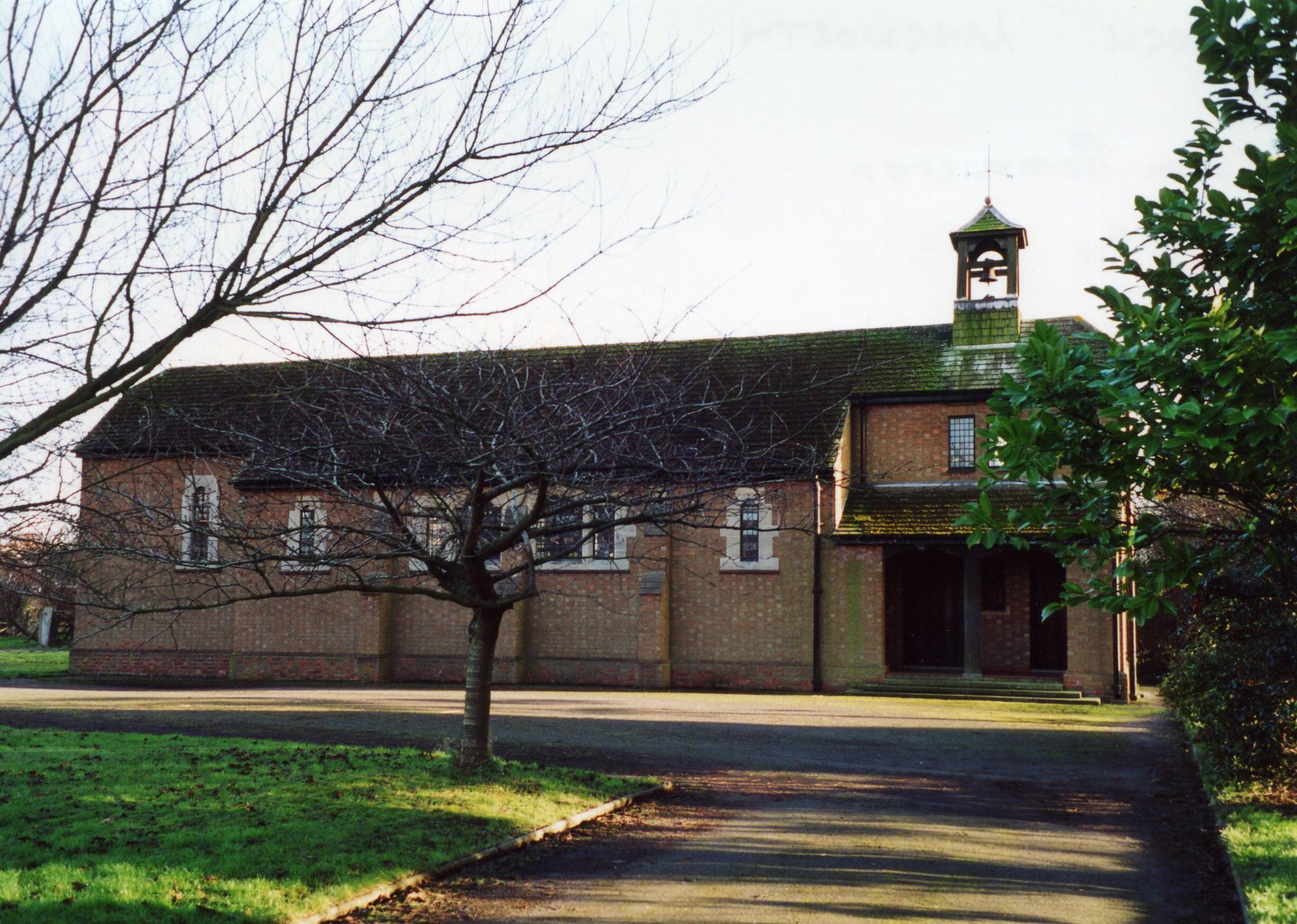 Langworth St. Hugh's church