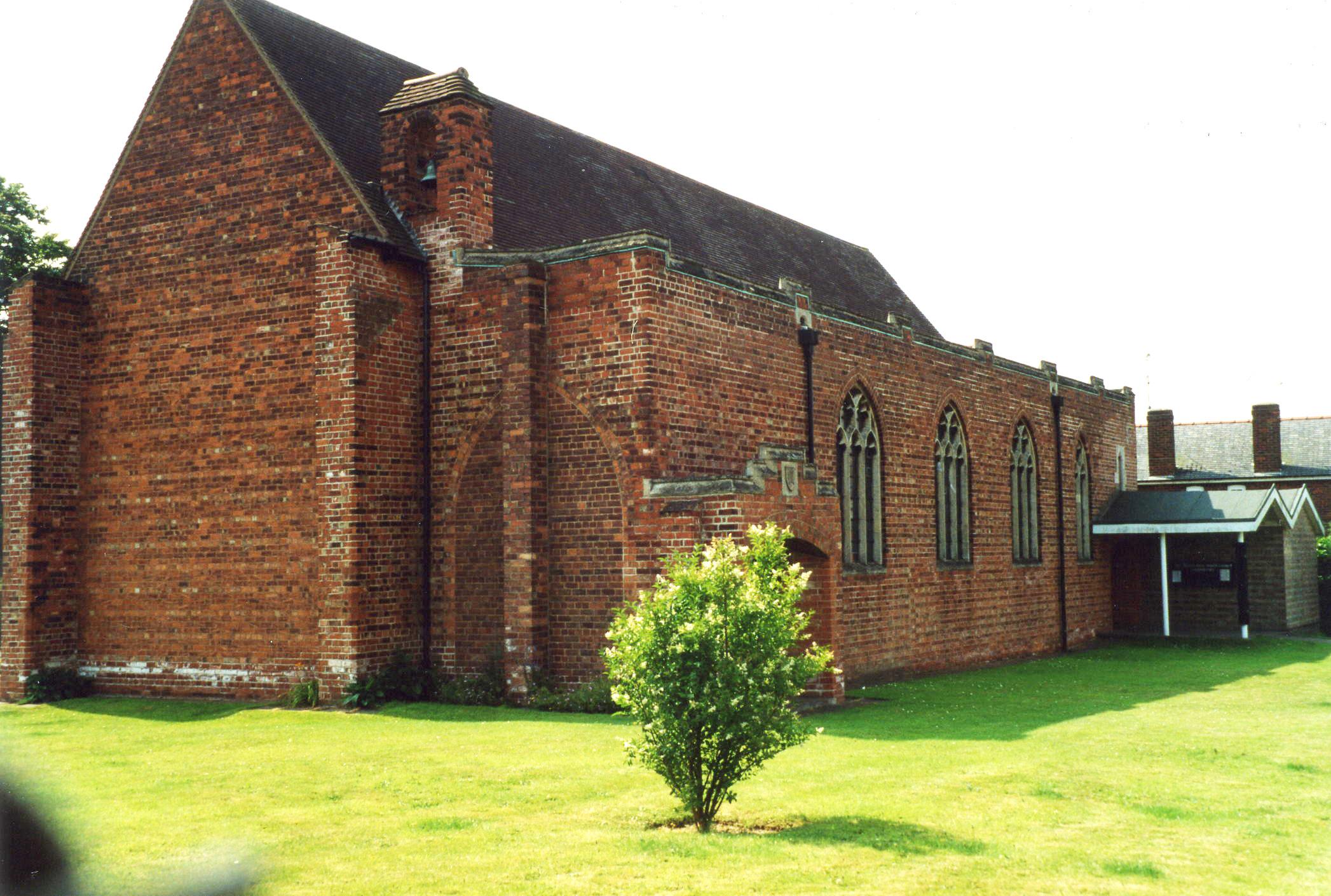Barnetby St. Barnabas church