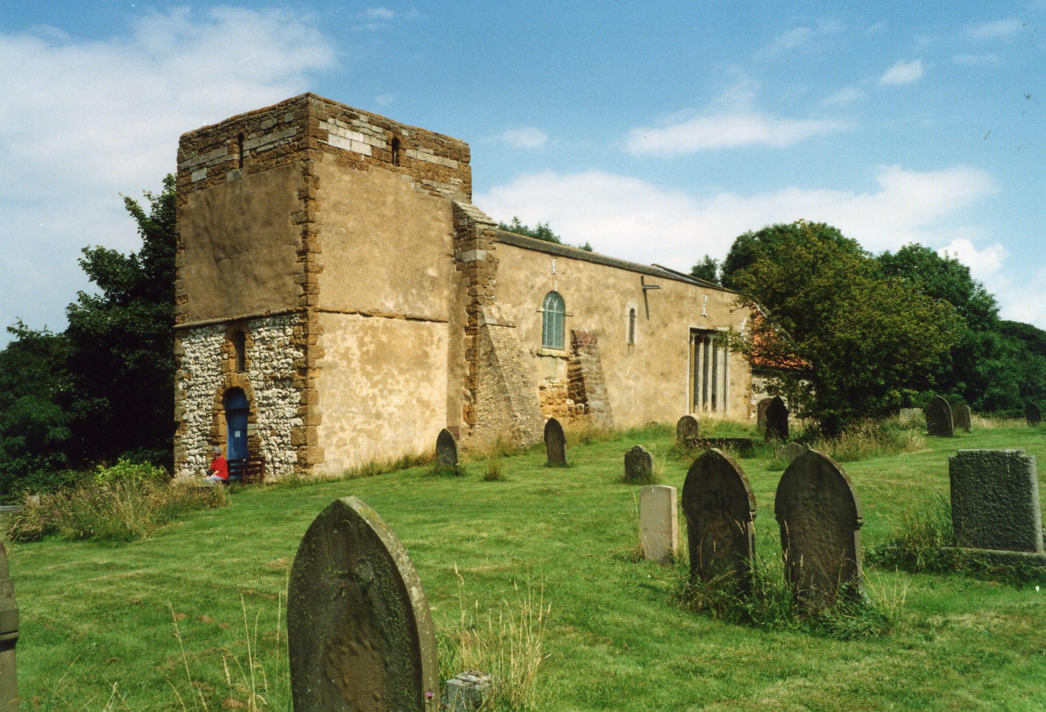 Barnetby St. Mary church