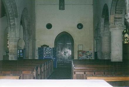 Holy Trinity interior