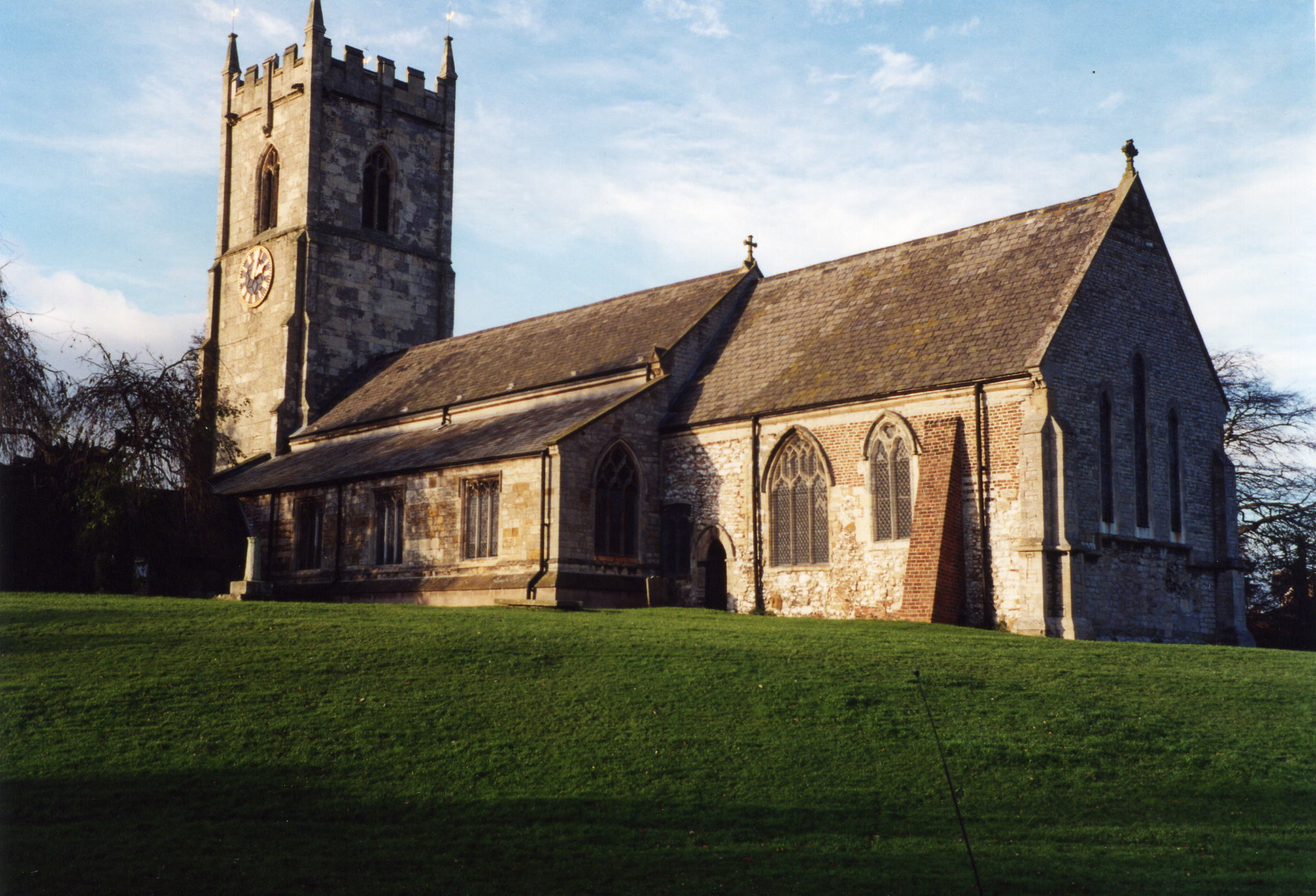 Barrow Holy Trinity Church
