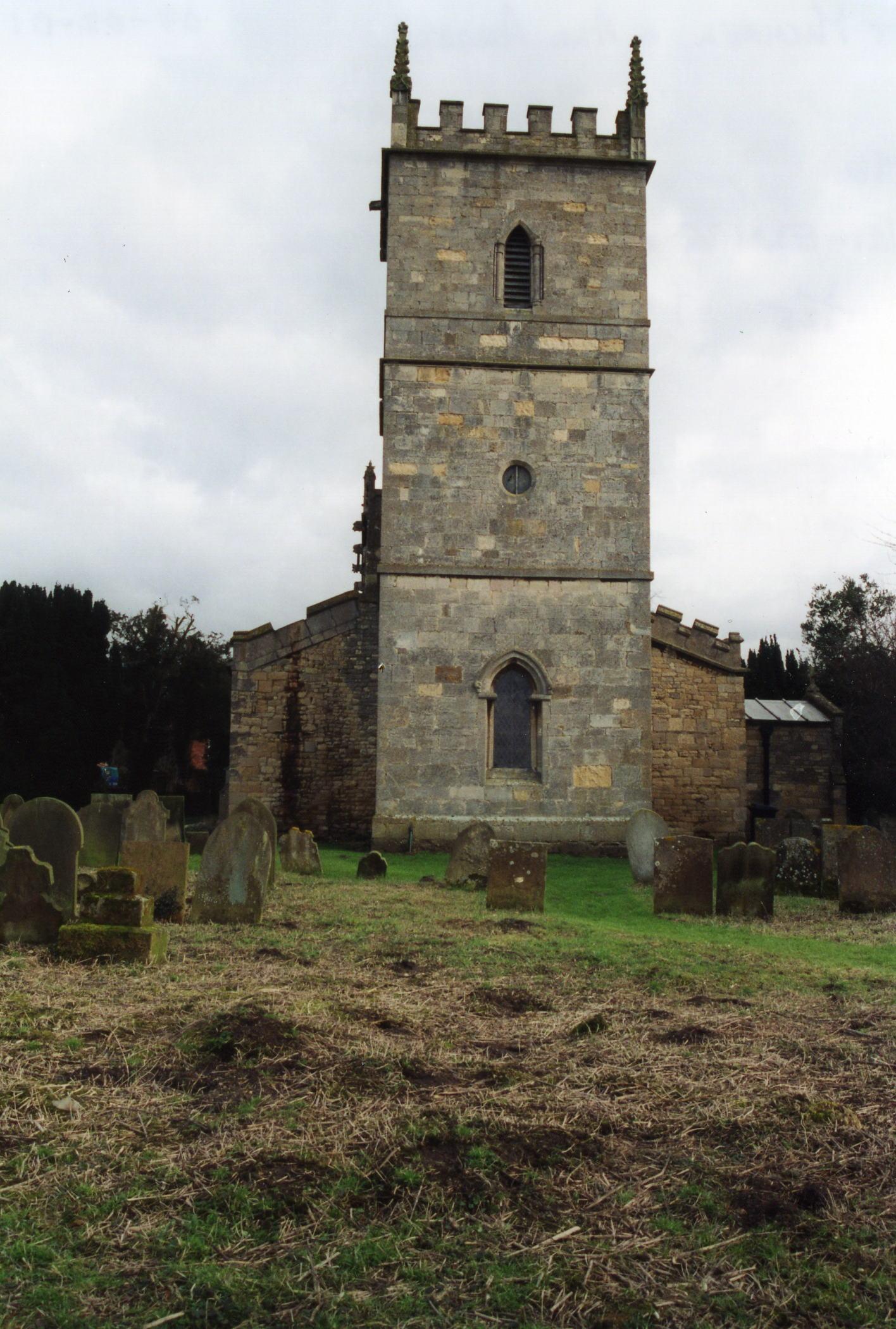 Bassingham Saint Michael's church