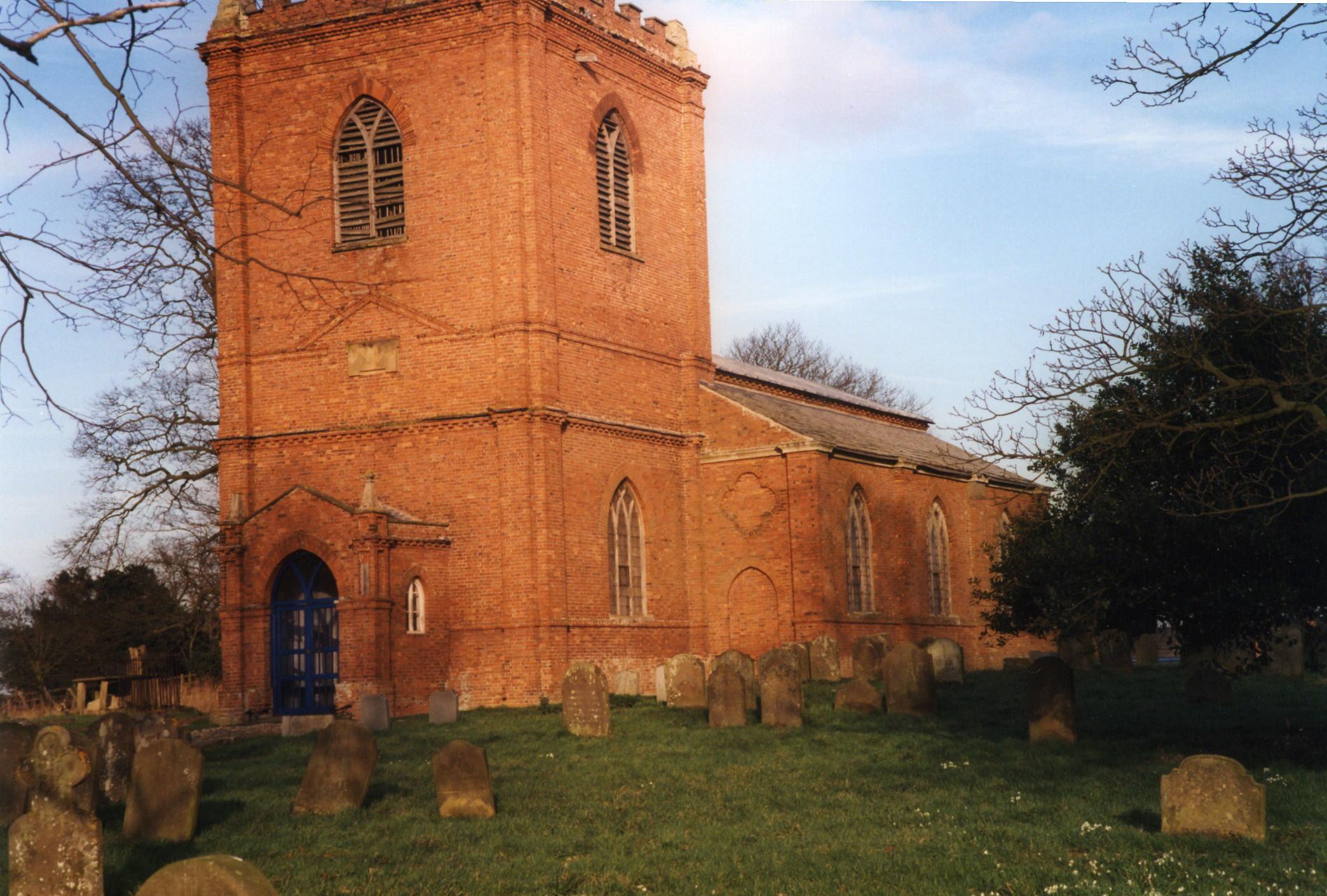 St. Swithin Church