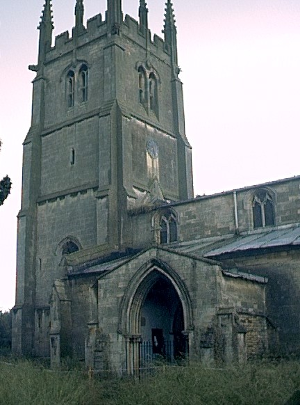Beckingham parish church