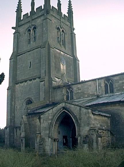 Beckingham parish church