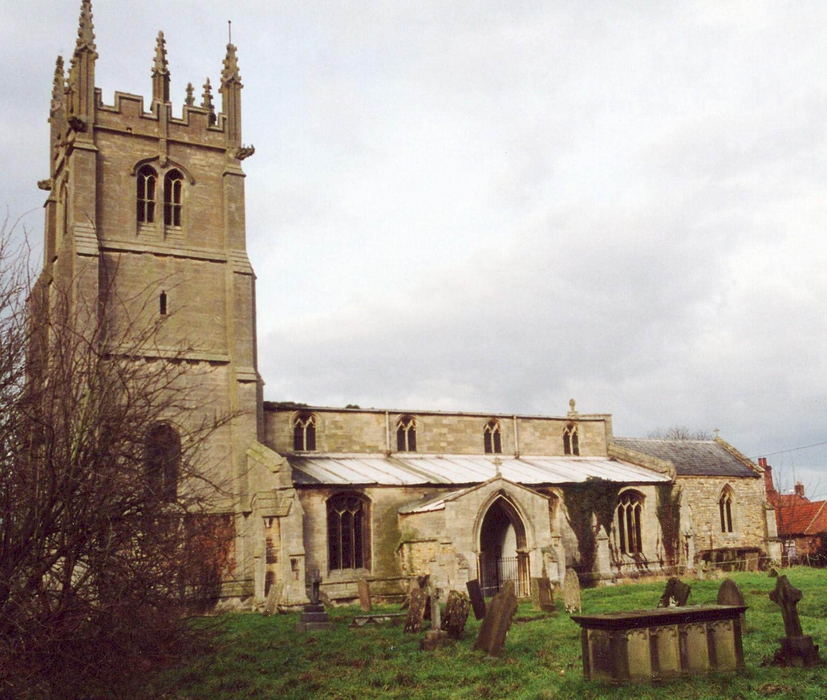 Beckingham All Saints parish church