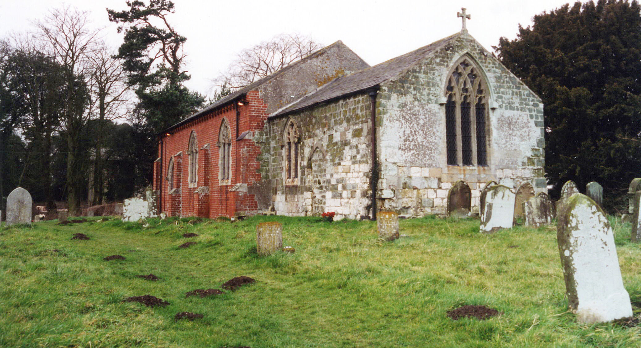 Beesby St. Andrew's Church