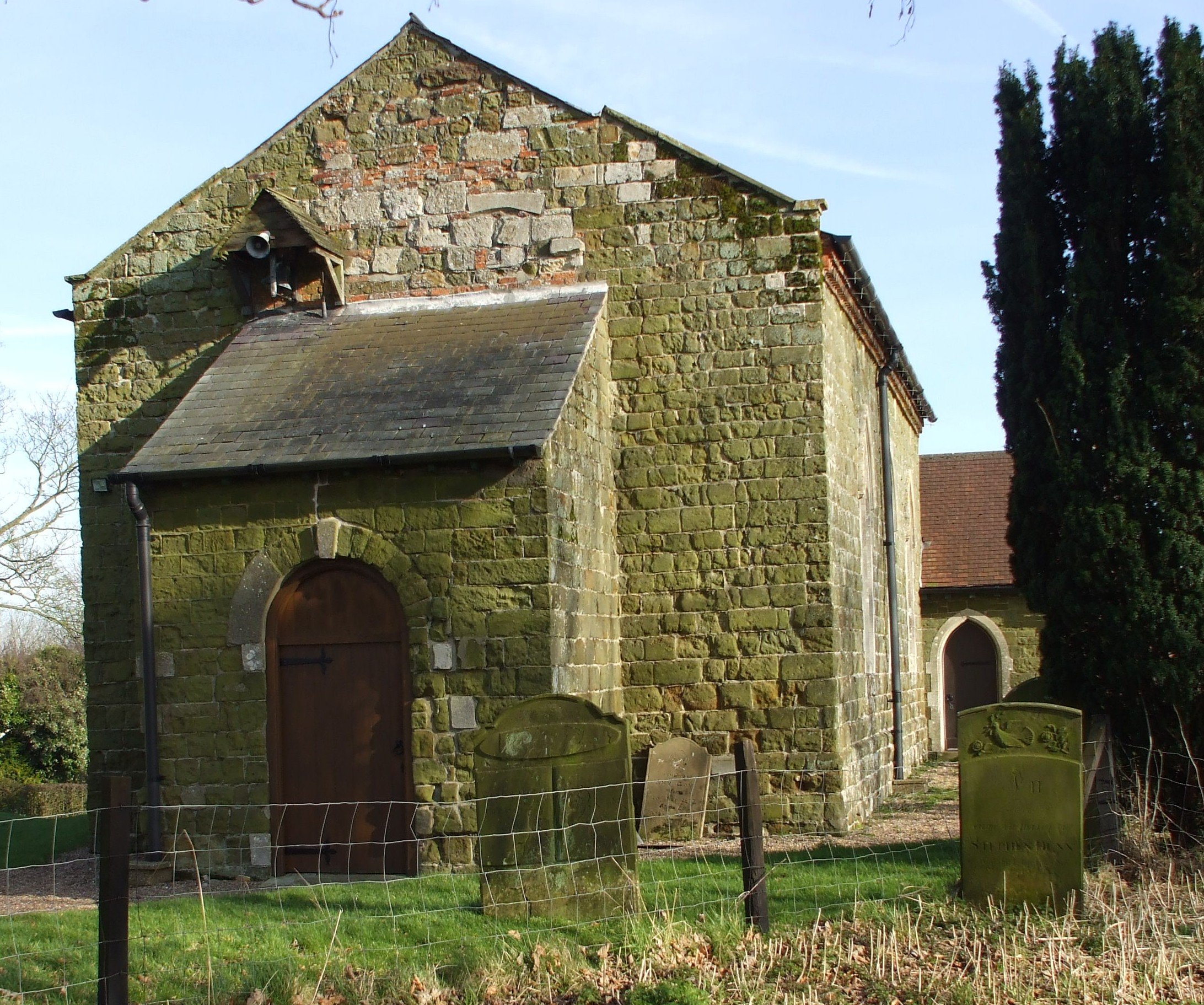 Belchford Sts Peter and Paul church
